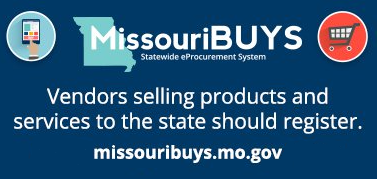 Click here to link to the MissouriBUYS Home Page