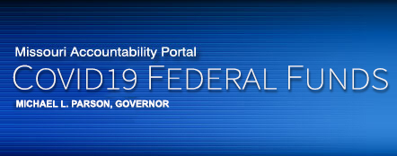 Federal Stimulus Reporting Home Page